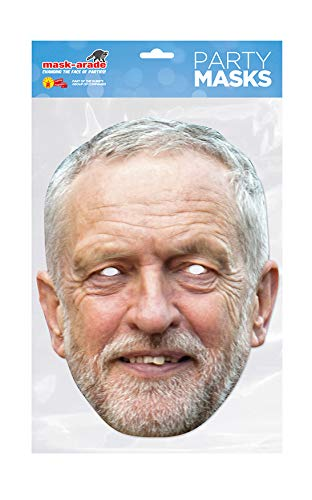 1dfe70db31e Theresa May and Jeremy Corbyn Politicians face masks  Amazon.co.uk  Clothing