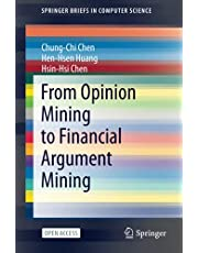 From Opinion Mining to Financial Argument Mining