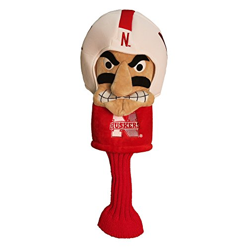 NCAA Nebraska Cornhuskers Mascot Head Cover