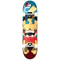 """Yocaher Punked Complete Skateboards 7.75"""" or Mini Cruiser or Micro Cruiser Shapes - Pika, Candy, and Chimp Series"""