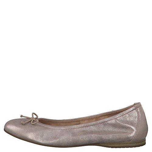 Tamaris Tamaris Ballerinas 1-1-22189-28/952 sonstige ROSE METALLIC (305)
