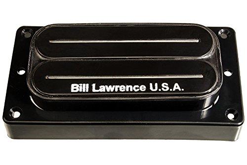 Bill Lawrence USA L500L Lead/Bridge Humbucker Pickup, Black