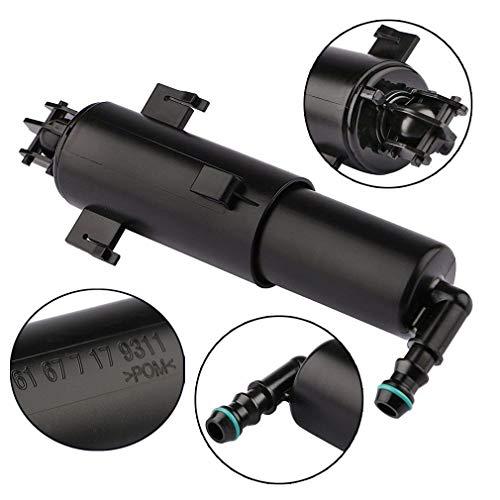 (Qlhshop Headlight Headlamp Washer Nozzle Pump Cylinder for BMW E90 3 Series 323i 325Ci 325xi 328i 330i)