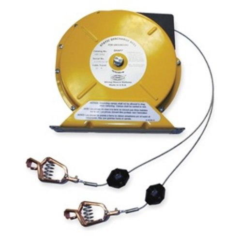 (Hubbell Wiring Systems HBL50YSD Static Discharge Reel with 3/32