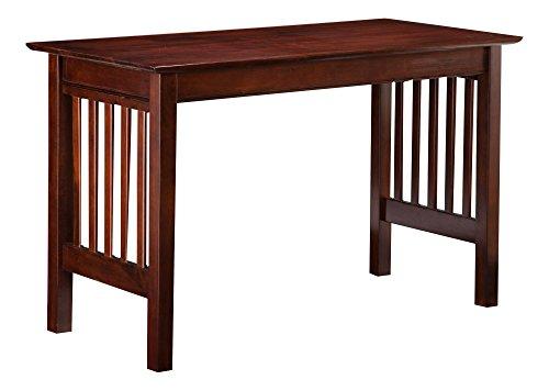 (Atlantic Furniture Mission Desk, Antique)