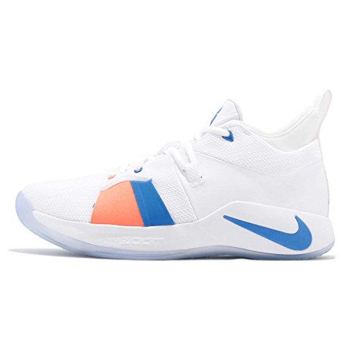 尾不誠実まっすぐにする(ナイキ) PG 2 EP メンズ バスケットボール シューズ Nike PG2 EP OKC AO2984-100 [並行輸入品]