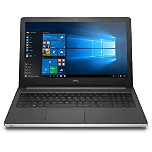 Dell Inspiron i5559-1747SLV 15.6 Inch Touchscreen Laptop (Intel Core i3, 6 GB RAM, 1 TB HDD, Silver Matte) Intel Real Sense