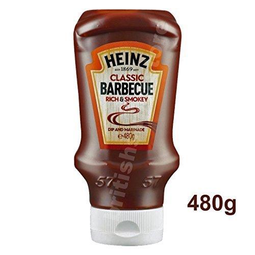Heinz Barbecue Classic Sauce 480g by Heinz