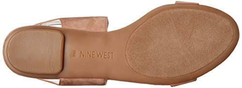 Sandale flache West Nine Jadlin Natural Leder SzpTq