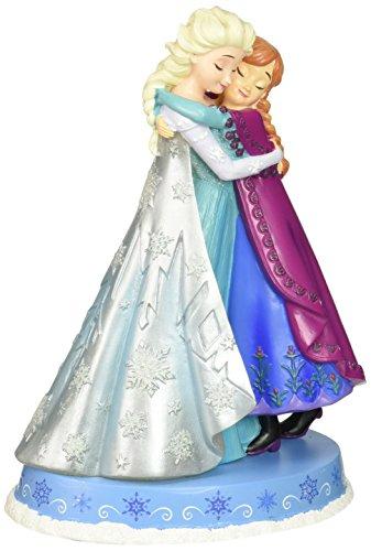 Westland Giftware Resin Figurine, Elsa & Anna ()