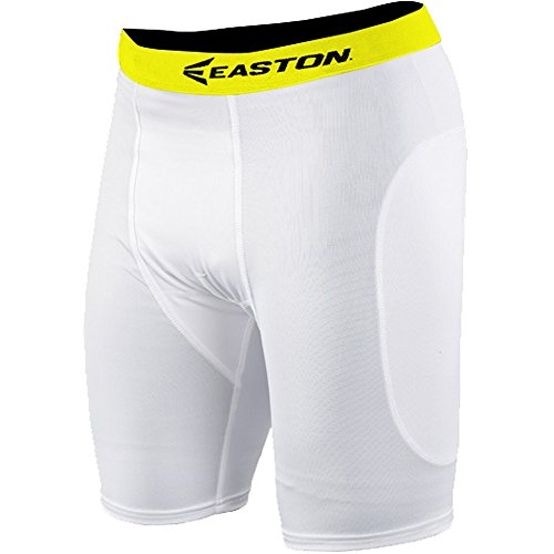 Easton Youth Sliding Short, Black, X-Large