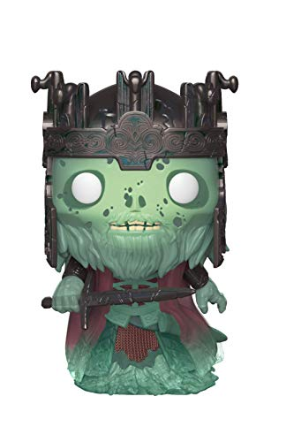 (Funko Pop Movies: Lord of The Rings - Dunharrow King Collectible Figure, Multicolor)