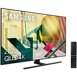 Samsung QLED 4K 2020 - Smart TV de 65  4K UHD 4K,HDR 10+
