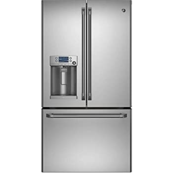 Amazon Com Ge Cfe28tshss Cafe 28 6 Cu Ft Stainless