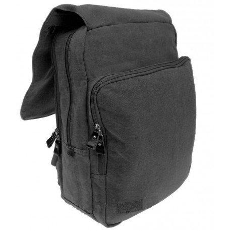 de de vela de maletín nueve flor cuero 59 para negro con tela portátil Charmoni mochila ordenador plena 7RqXwSw