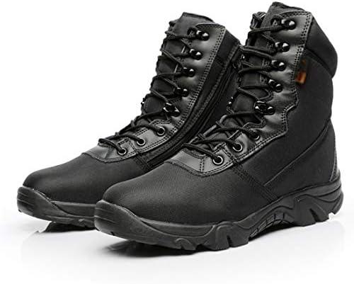 軍用靴 ティーモイス ハイトップレースアップ 滑り止め 履きやすい 紳士靴 アウトドア ジョギング ジム トレーニング アスレチックス トレイルランニング ウォーキングシューズ 登山靴 男女兼用 オックスフォード生地 カラフル 運動靴