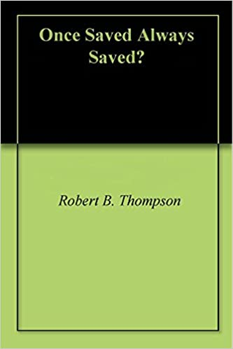 Download Once Saved Always Saved? PDF, azw (Kindle), ePub