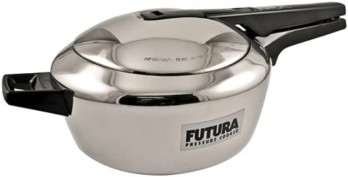 Futura Stainless Steel Kansas City Mall Limited Special Price Pressure 2-Litre 5-1 Cooker