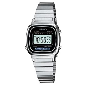 Casio LA670WD-1 Mujeres Relojes