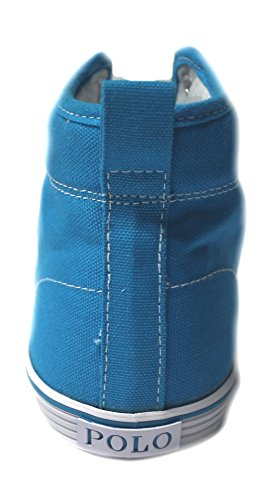 Blue Tops Da Con Lacci Polo Ginnastica Scarpe Ralph Womens Lauren Ft70 Hi tqXgOq