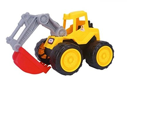 Keflar Toys Durable Big and Strong Excavator by Keflar Toys