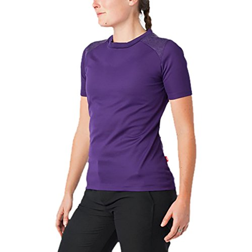 Giro Women's Venture Sport Jersey Medium Purple