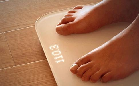 Xiaomi Mi Smart Scale - Báscula inteligente compatible con Android e iOS, blanco: Amazon.es: Hogar