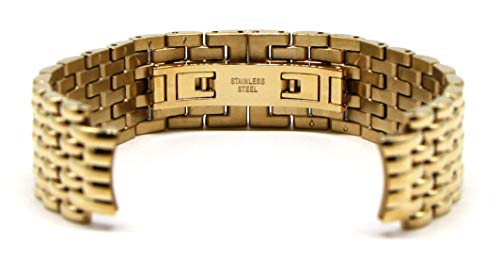 Buy lucien piccard ladies gold watch