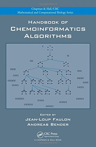 Handbook of Chemoinformatics Algorithms (Chapman & Hall/CRC Mathematical and Computational Biology)