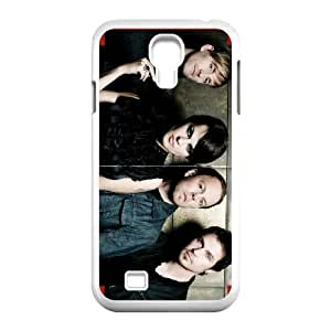 Samsung Galaxy S4 9500 Cell Phone Case Covers White Die Happy