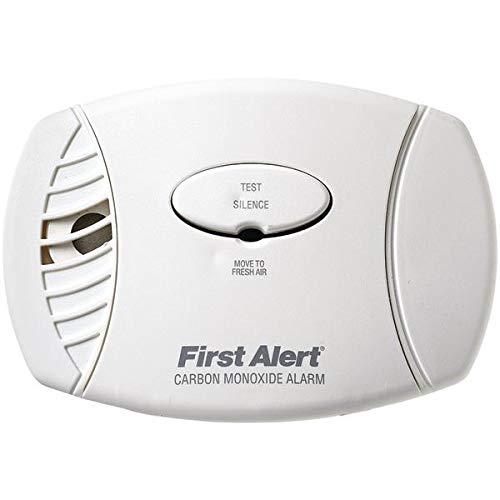 First Alert(r) Co605 Carbon Monoxide Plug-In Alarm (battery Backup)