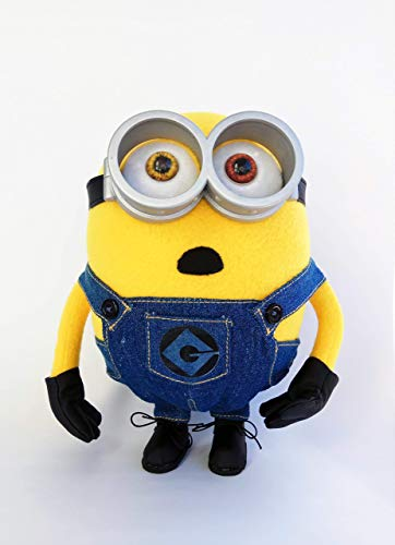Bob The Minion. Handmade Minion toy. The Best Plush Minion. Minion -