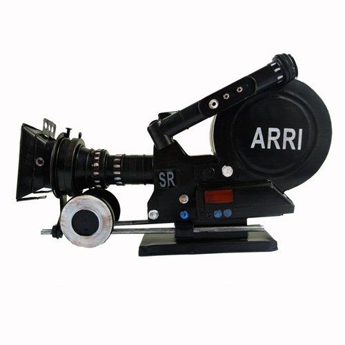 German 1992 Arriflex 16sr3 Handmade Camera Props Movie Model Home Decoration