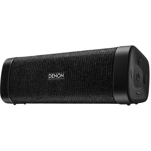 Denon DSB150BTBK Envaya Premium Bluetooth Speaker Black