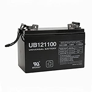 Universal Power Group UB121100 Group 30H 12V 110Ah Sealed SLA AGM Deep Cycle Rechargeable Battery
