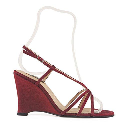 FARFALLA - Zapatos de tacón  mujer Rojo - marrón