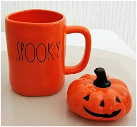 Ceramic Jack-O-Lantern Pumpkin Plates - - VHTF Rae Dunn Halloween Set of 4