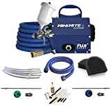 Fuji Mini-Mite 4 Gravity HVLP Spray System w/Cup Parts Kit & Accessory Bundle