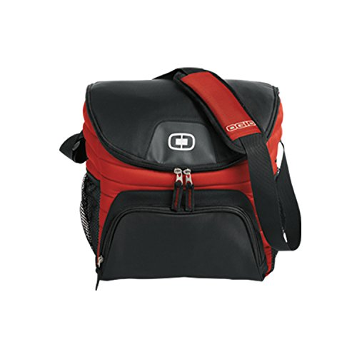 OGIO 2015 Chill 18-24 Can Cooler, Red