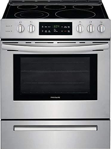 Frigidaire FFEH3054US Freestanding Smoothtop Stainless product image