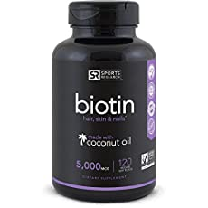 WHAT IS BIOTINBiotin plays a key role in the body. It supports the health of the skin, nails, hair, digestive tract, metabolism, and cells. Some studies show a direct link between Biotin supplementation and hair growth. HOW IT WORKS Biotin Is An Esse...