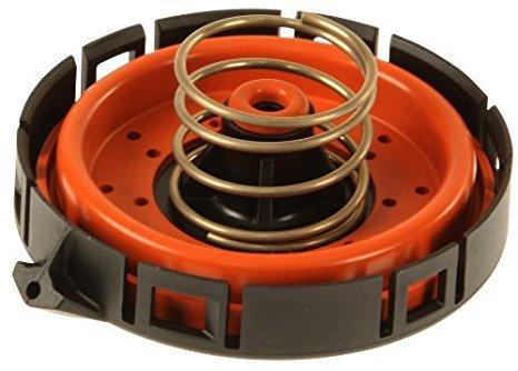 Crankcase Vent Valve PCV Pressure Regulating Valve for BMW 545I 550I 645CI 650I 745I 750I ALPINA B7 X5 4.4i 4.8i 4.8is xDrive48i Vacuum Control Valve 11127547058 14506018001-2PCS