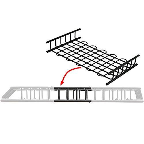 Apex RB-DLX-V2-EXT 24' Extension for the RB-DLX-V2 Roof Cargo Basket