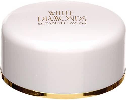 WHITE DIAMONDS by Elizabeth Taylor BODY POWDER 2.6 OZ for WOMEN ---(Package Of 2)