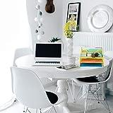 Mind Reader MESHBOX5-YLW Mesh Organizer 5 Desktop