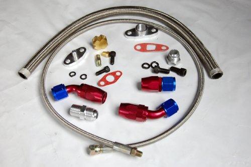 Turbocharger Oil Line - 7