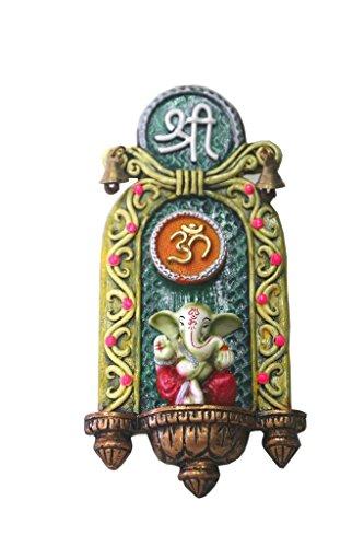 colored statue Ganpati Hanging Elephant