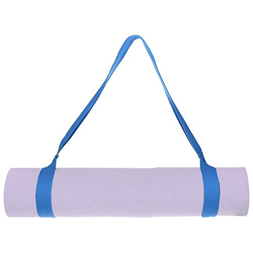 Yoga Mat Strap - YAMAY Yoga Mat Carrying Strap Sling Tote Carrier Adjustable Nylon Fabric