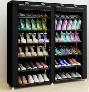 Top 10 shoes rack 50 pairs with cover