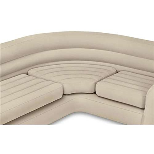 Buy Sectional Sofa In Dubai: Inflatable Couch. This Intex Corner Lounge Blow Up Pull